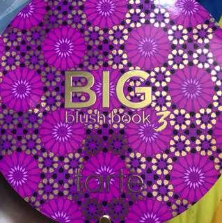 Tarte blush book 3