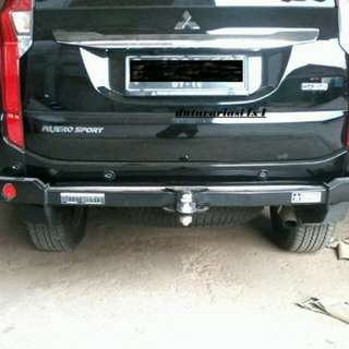 Towing bar/penarik belakang mitsubishi all new pajero sport