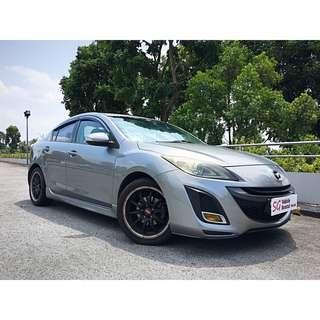 Mazda 3 Sedan 2.0 Auto