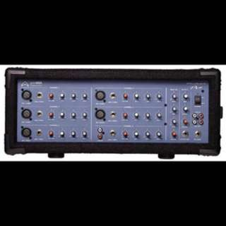 WHARFEDALE PRO 'PM-600 Powered Mixer'