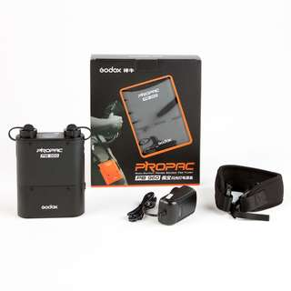 Godox Propac PB960 Flash Power Battery Pack Dual Output for Canon Sony Nikon Metz Camera