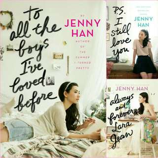 [EBOOK] To All The Boys I've Loved Before Series