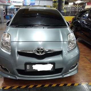 DP 10JT yaris S limited 1.5cc 2011 Matic
