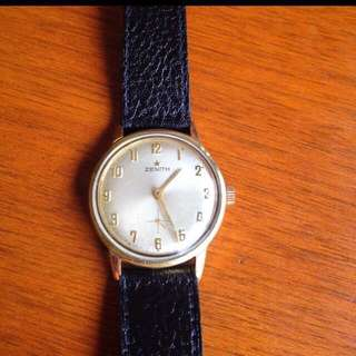 Zenith vintage watch