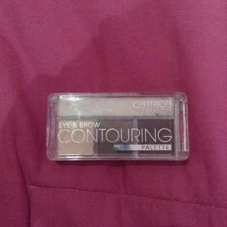 Eye & Brow Contouring Palette