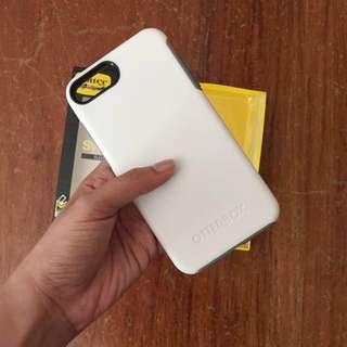 IPHONE OTTERBOX SYMMETRY CASE WHITE
