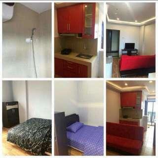 Sewa unit apartment untuk transit, harian, mingguan, bulanan, tahunan