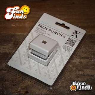 Xcut Square Palm Punch