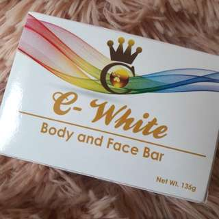 C White Beauty Bar