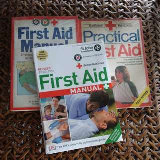 First Aid 9th edition