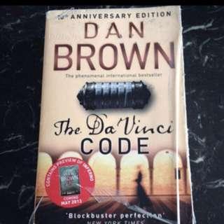 Special: The Da Vinci Code By Dan Brown