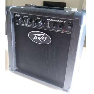 USED Peavey Backstage II Guitar Amplifier