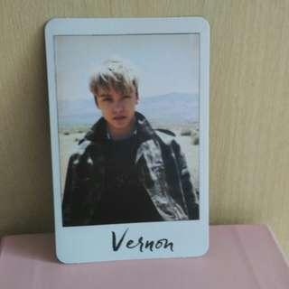 [WTT] SEVENTEEN AL1 03 Vernon Photocard to Jun Photocard