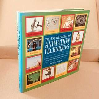 Book - The Encyclopedia of Animation Techniques
