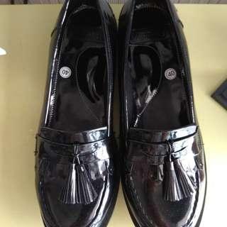 Proudly Oxford Black Shoes sz40
