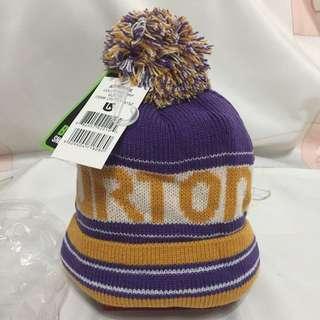 新 Burton 男童冷帽