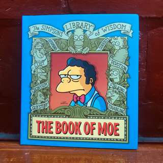 The Book of Moe: Simpson's Library of Wisdom