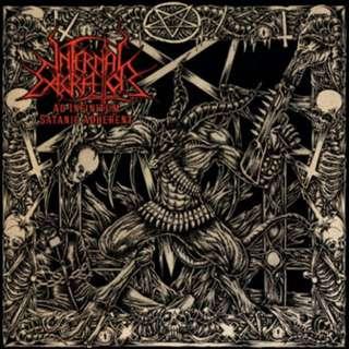 INFERNAL EXECRATOR 'AD Infinitum Satanic Adherent' CD