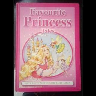 Favourite Princess Tales Garage Sale Buku Cerita Bahasa Inggris