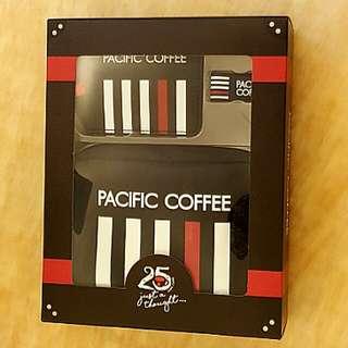 ❤ 全新Pacific Coffee 旅行套裝 Travelling Set
