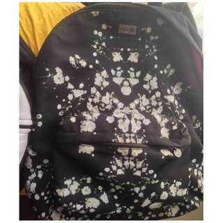 gosh black bagpack