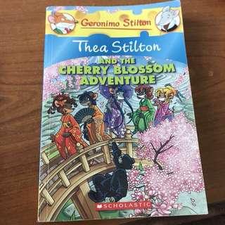 Geronimo Stilton: Thea Stilton Series