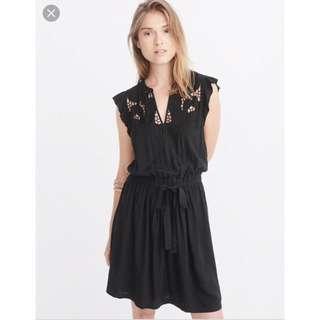 Brand new A&f Cutwork Yoke Dress