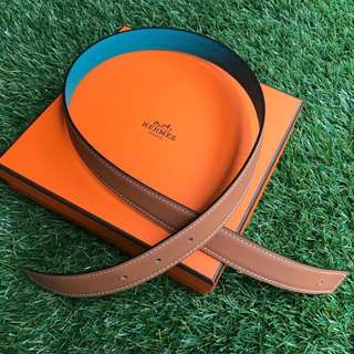 Authentic Ladies Hermes Constance - Belt Only @560 vs 616 in 🇸🇬 airport now!!!
