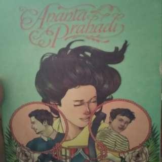 Novel ananta prihadi