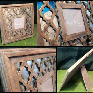20%off India Handmade mirror/frame