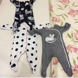 Next sleepsuits for all