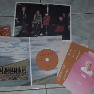 Seventeen teen age album Orange ver