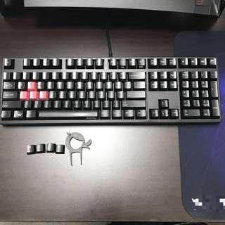 Ducky Keyboard (Red switch)