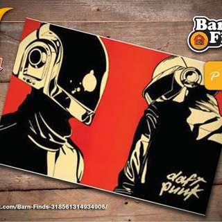 Daft Punk Classic Poster