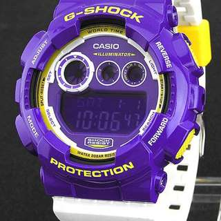 Casio G-Shock GD-120CS-6DR連原庄盒