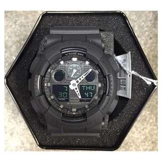 Casio G-Shock GA-100MB-1ADR 連原裝盒