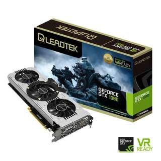 Leadtek WinFast GeForce® GTX 1080 Hurricane
