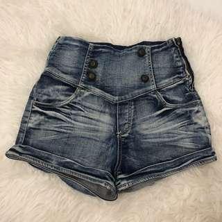 High Waist Jeans Pants