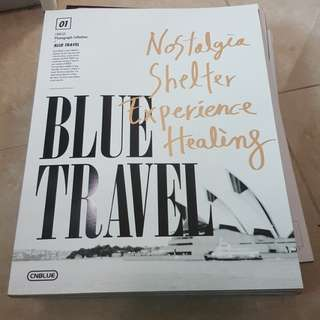 CNBlue Blue Travel寫真集