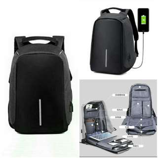 Anti Theft Bag (Black)