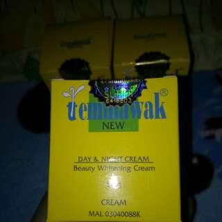 Cream temulawak day & night cream ORIGINAL