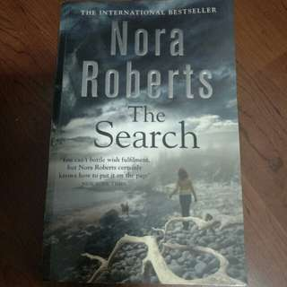 Nora Roberts' The Search novel