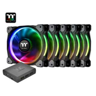 Riing Plus 12 RGB Radiator Fan TT Premium Edition 5 Pack