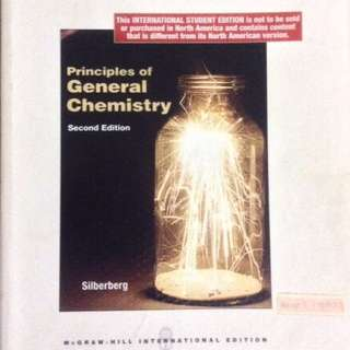 Principles of General Chemistry by Silberberg