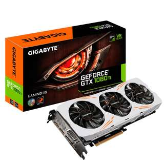 GIGABYTE GeForce® GTX 1080 Ti Gaming OC 11G