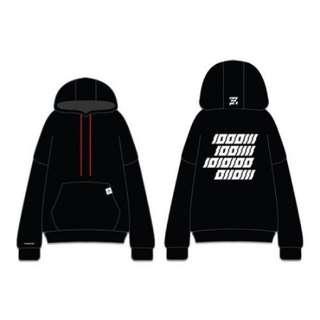 WTB got7 overfit hoodie