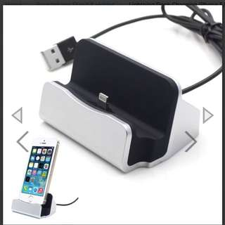 Lightning Dock Charger Iphone5/6/6+