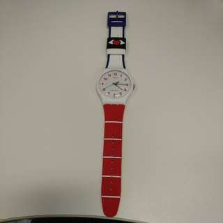 Swatch design your own 系列錶