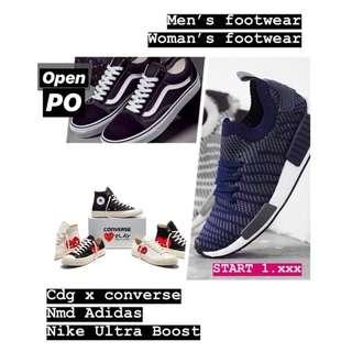 OPEN PO ADIDAS NMD | Converse | Vans | ETC