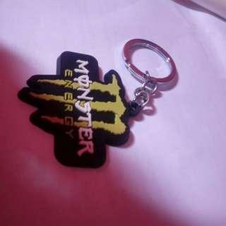 Keychain monster energy